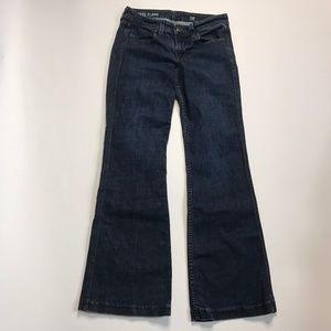 J Crew Women Jeans High Heel Flare size 28